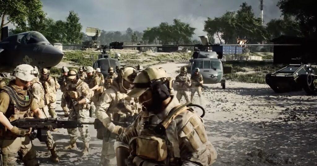 Bande Annonce de Battlefield 2042