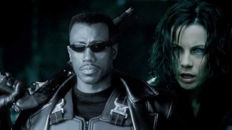 Blade Underworld crossover Marvel