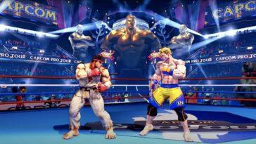 Street Fighter V Dlc 2021