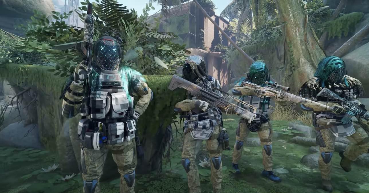 Aperçu de Warface hidden War sur PC