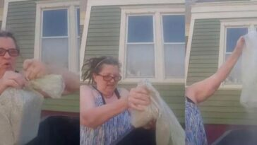 Woman Throw Husbands Ashes In Trash.jpg