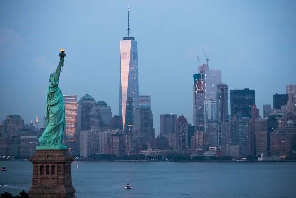 New York.  Photo: (Getty)