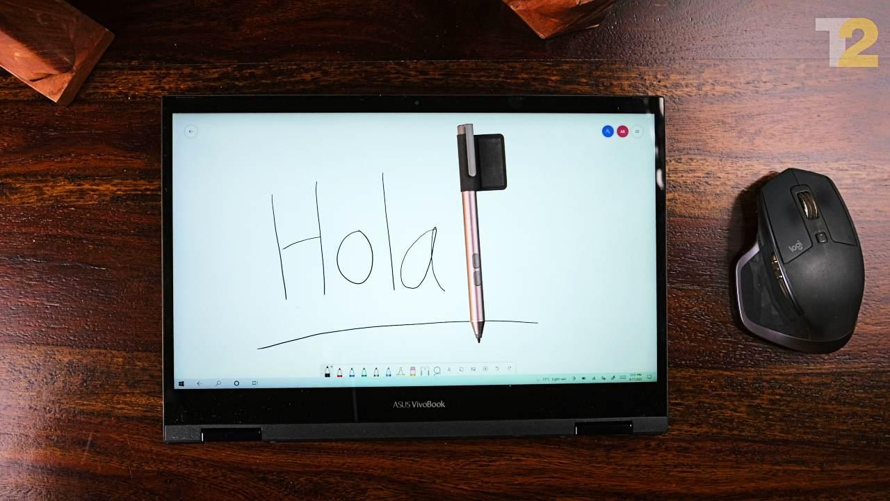 Si vous envisagez le Flip, c'est pour la charnière à 360 degrés et le stylet fourni.  Vous obtiendrez des performances similaires avec des ordinateurs portables moins chers si vous n'avez besoin d'aucune des fonctionnalités ci-dessus.  Image: Tech2/Anirudh Regidi