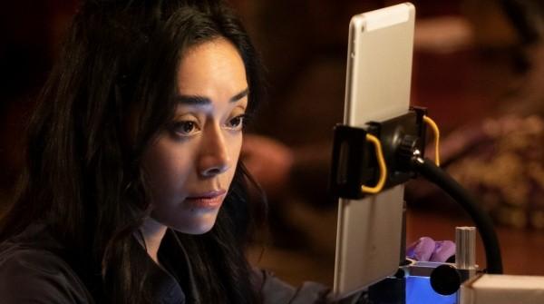 Le personnage d'Aimee García éblouit cette saison.  Photo: (Netflix)