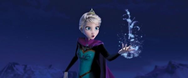Disney congelé