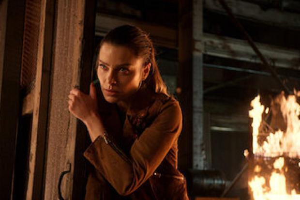 Chloé et Lucifer parviennent à sauver leur fille Rory (Photo : Netflix)