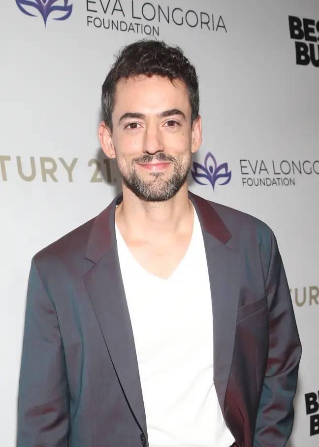 Luis Gerardo Méndez sera la vedette de la nouvelle série.  Crédit : PA