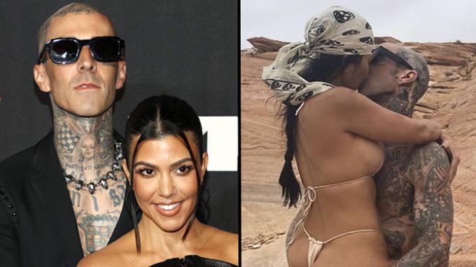 13 Fois Kourtney Kardashian Et Travis Barker M'ont Fait Croire