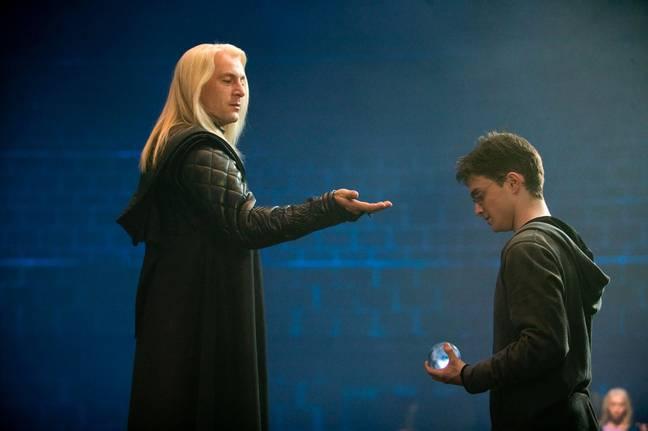 Jason Isaacs a joué le méchant Lucius Malfoy dans cinq énormes films Harry Potter