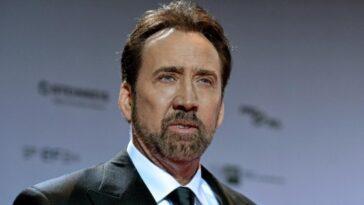 L'expérimenté Nicolas Cage a déclaré qu'il ne se retirerait jamais du métier d'acteur