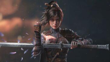 Wuchang: Fallen Feathers est un RPG d'action récemment révélé avec Serious Souls Vibes