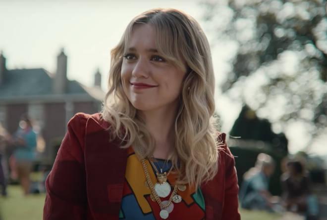 Aimee décide d'être célibataire dans Sex Education saison 3