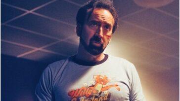 Nicolas Cage dit qu'il ne veut jamais se retirer du métier d'acteur