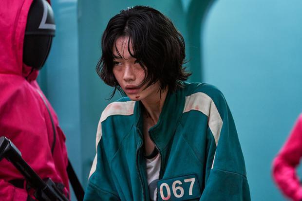 Sae-byeok a été grièvement blessé après le match du pont de verre (Photo : The Squid Game / Netflix)