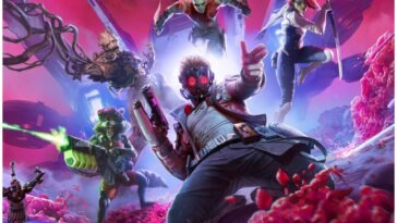 """""""Marvel's Guardians of the Galaxy"""" atteint le stade d'or"""