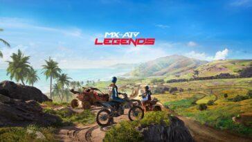 MX contre ATV Legends apporte la bataille tout-terrain d'une vie sur PS5, PS4