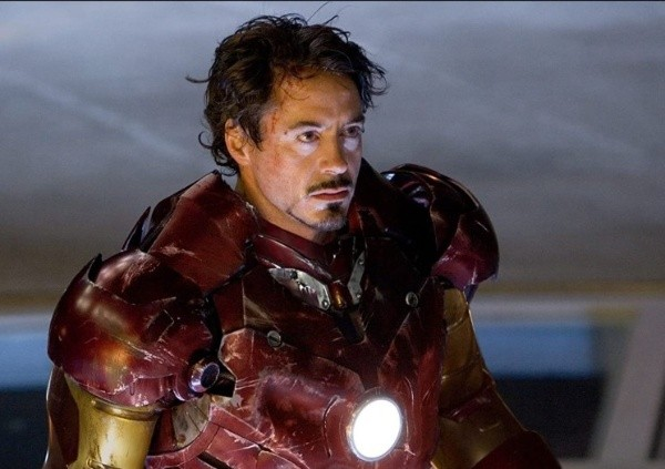 Tony Stark dans Iron Man 1. Photo : (IMDB)