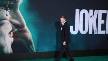 Bye Joker : Joaquín Phoenix a un nouveau projet