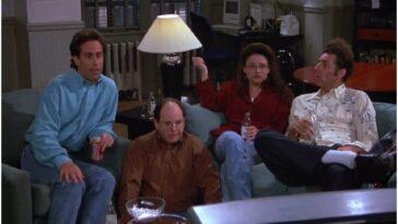 """Netflix prépare ses abonnés à l'arrivée de """"Seinfeld"""""""