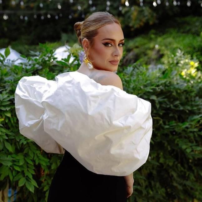 Adele et Paul ont assisté au mariage de la star de la NBA Anthony Davis.  Crédit : Instagram/Adèle