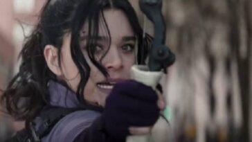 Hawkeye: Entraînement à l'arc et à la flèche de Hailee Steinfeld