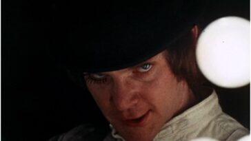 Malcolm McDowell ne supporte pas de regarder à nouveau une orange mécanique