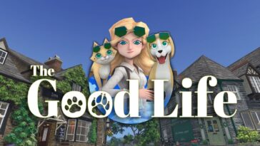 Swery's Bizarre New Game The Good Life sur PS4 le mois prochain
