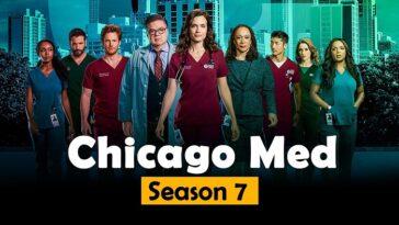 """Quand La Mise à Jour De """"chicago Med Season 7"""""""