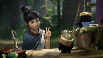 Kena: Bridge of Spirits Les joueurs PS4 signalent un bug révolutionnaire lors de l'utilisation du masque Taro