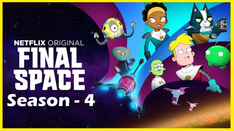 Date De Sortie De La Saison 4 De Final Space,