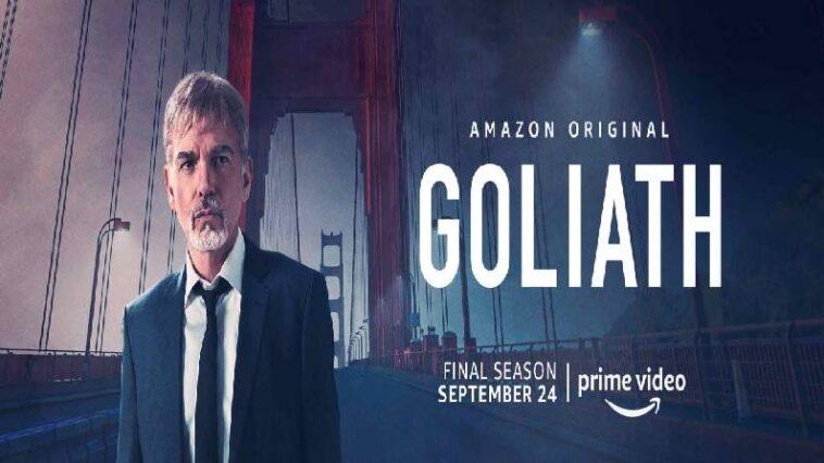 Goliath Saison 4: Date De Sortie, Distribution Et Intrigue