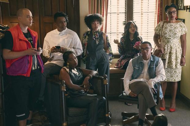 """Au final, les protagonistes de """"Dear White People"""" sont restés ensemble (Photo : Netflix)"""