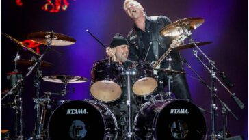 """Lars Ulrich est dépassé par la portée de """"The Black Album"""""""