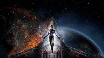 Space Combat Game Chorus à venir en décembre pour PS5, PS4