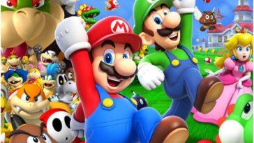 """La distribution révélée dans le film d'animation """"Super Mario Bros"""""""
