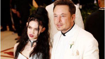 """Elon Musk et Grimes sont """"semi séparés"""" après 3 ans de relation"""
