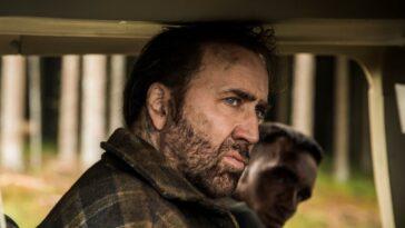 Nicolas Cage En Selle Pour Frontier Epic Butcher's Crossing
