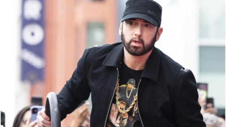 Eminem va ouvrir un restaurant inspiré des paroles de Lose Yourself