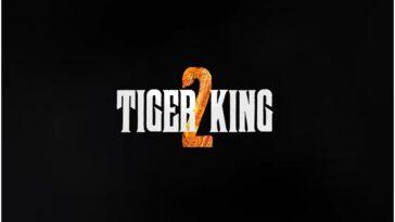 """Netflix révèle la date de sortie de """"Tiger King 2"""""""
