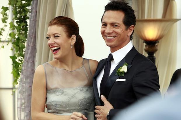 """La sixième saison de """"Private Practice"""" se termine avec le mariage d"""
