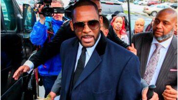 R. Kelly est reconnu coupable de tous les chefs d'accusation auxquels il fait face