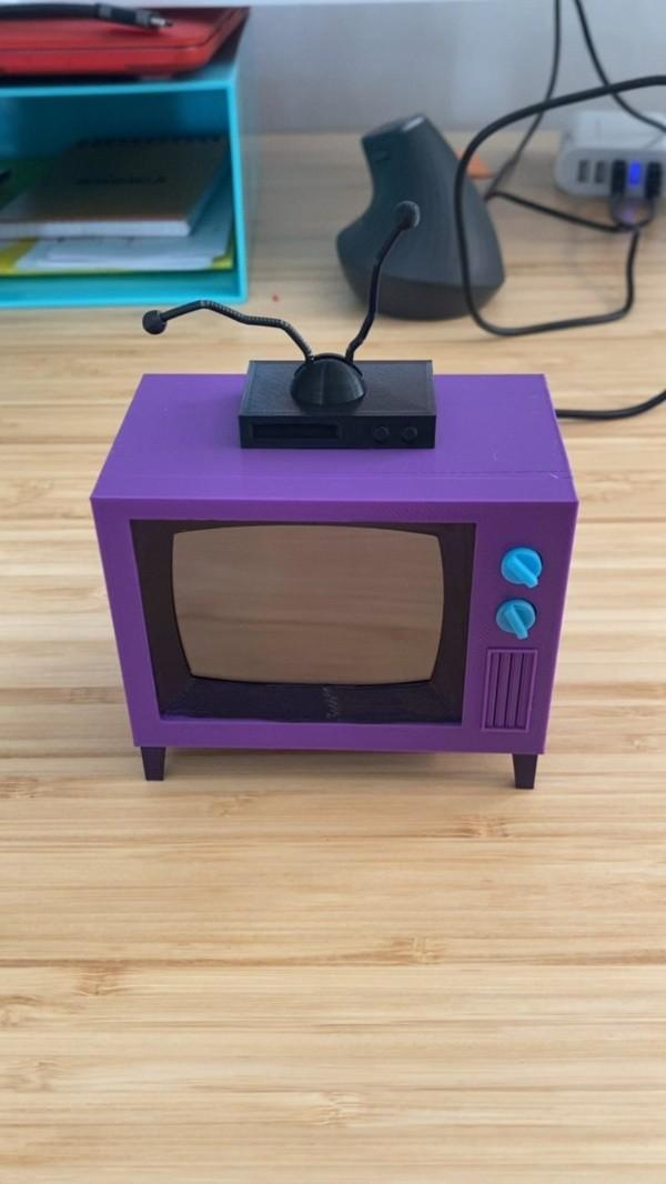 les simpsons tv 3d