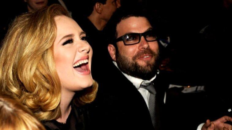 Adele étourdit dans des photos glamour – dont une avec son nouveau petit ami