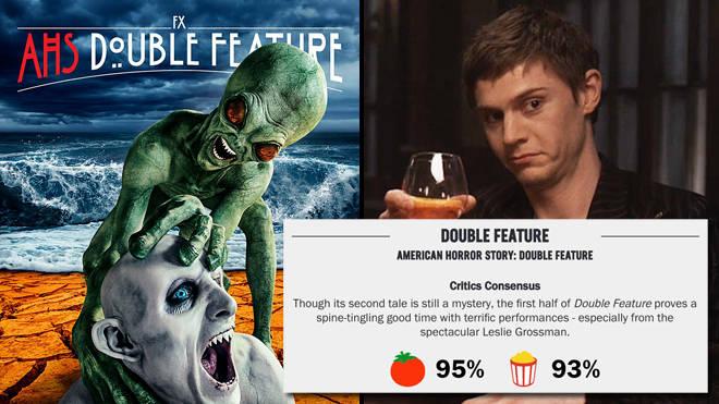 American Horror Story Double Feature Est La Saison Ahs La