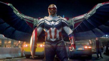 Anthony Mackie de Captain America sur le pont pour jouer dans l'émission télévisée Twisted Metal