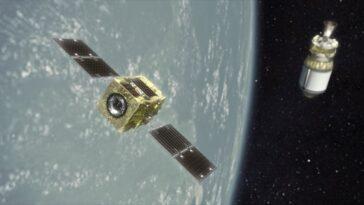 Astroscale Signe Un Contrat Avec Rocket Lab Pour Lancer Sa