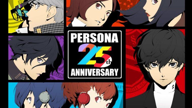 Atlus ouvre le site du 25e anniversaire de English Persona, promet des « informations sur le jeu »