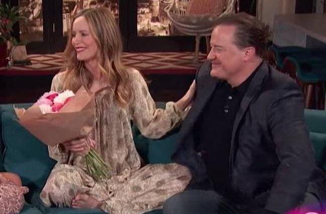 Le couple s'est réuni à la télévision en 2019. Crédit : E!  Divertissement