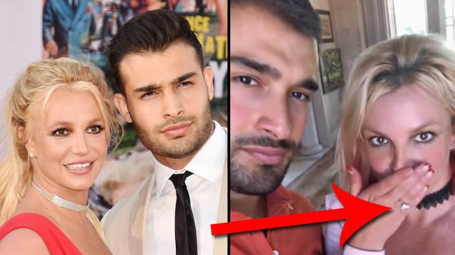 Britney Spears Se Fiance à Sam Asghari Et Il Confirme