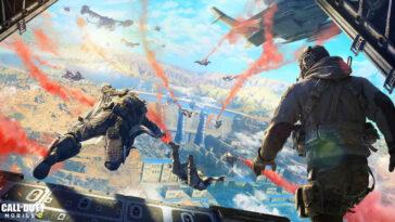 Call Of Duty: Mobile Obtient La Carte Blackout Dans Le